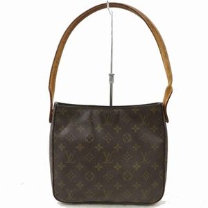 Auth Louis Vuitton Looping Mm Bag #1017L19